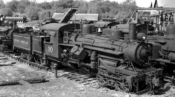 Dampfmaschine Held von Alexandria T1