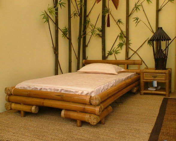 Best Bamboo Bed Bamboo Bedding Bamboo Bedroom Bamboo Bed Frame 400 x 300