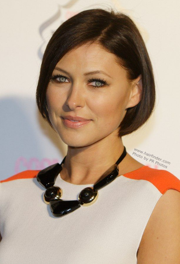 An Emma Willis Bob That I Want And Working Too Emma Willis Hair Bob Hairstyles For Fine Hair Short Hairstyles Fine
