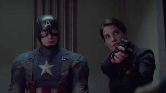 'Captain America: The Winter Soldier' is more of a spy-thriller than the comic was