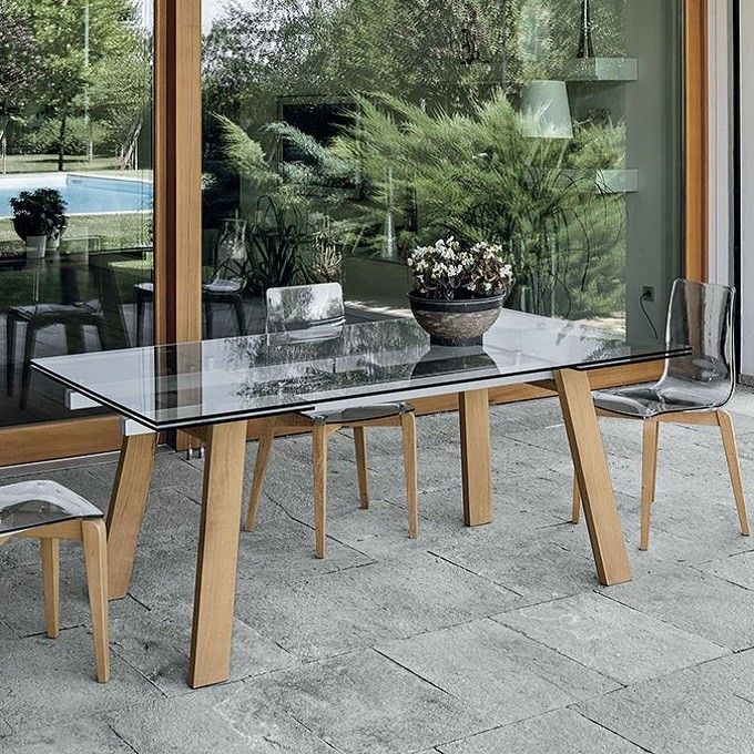 Arredamento OnLine Vendita Mobili | Tavoli da pranzo neri
