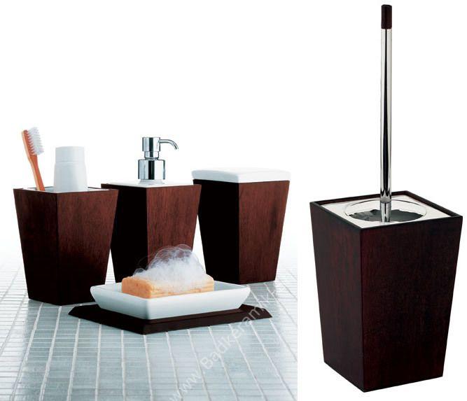 badezimmer accessoires interior design home decor pinterest badezimmer accessoires. Black Bedroom Furniture Sets. Home Design Ideas