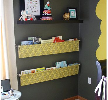 Great Love The Cloth Book Storage! Google Image Result For Http://momsbyheart.