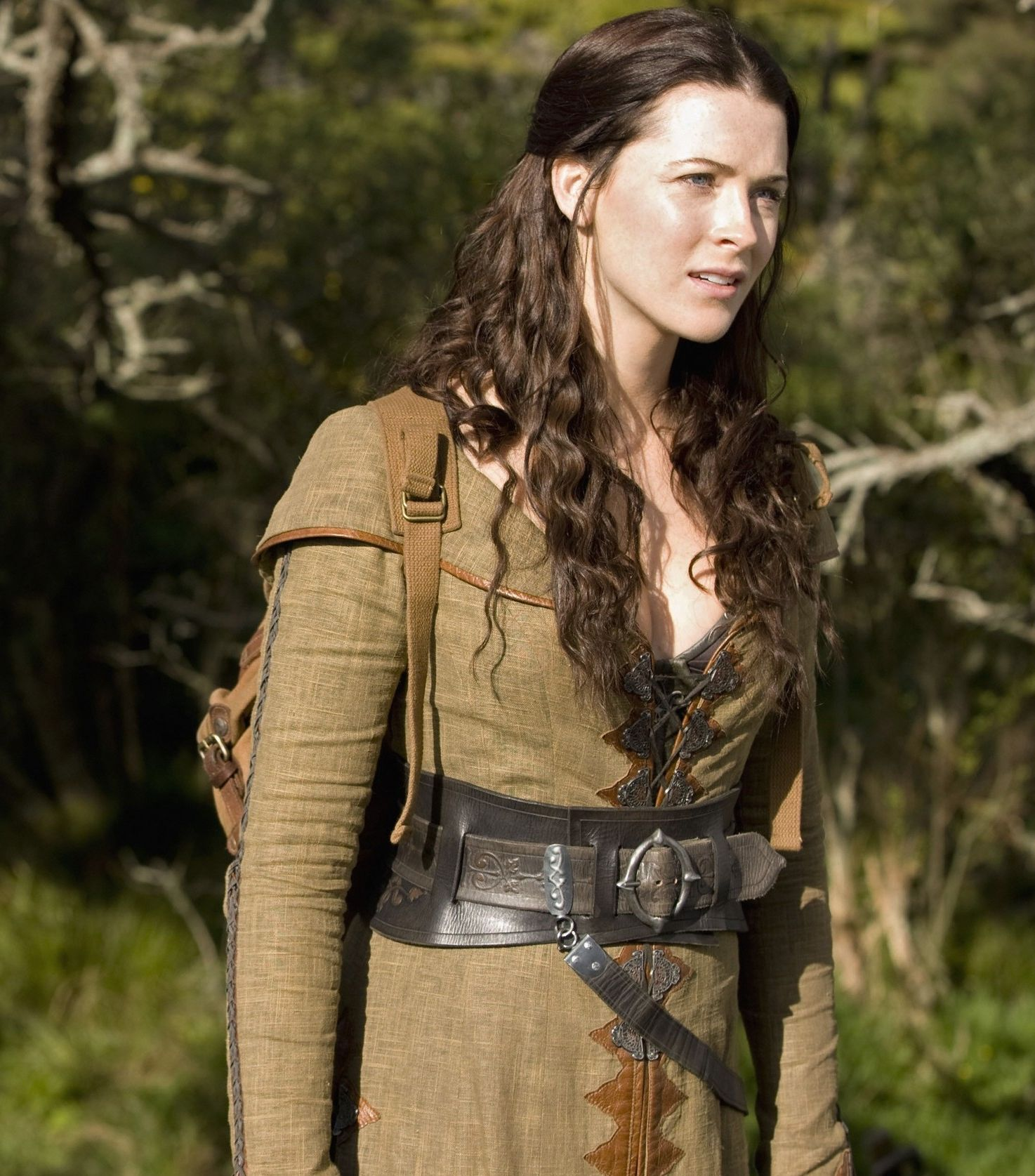 legend of the seeker kahlan