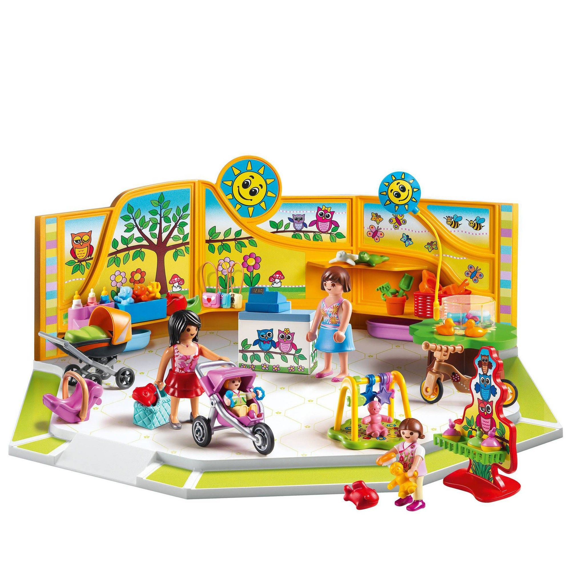 Playmobil Baby Store, mini figures Baby store, Baby shop