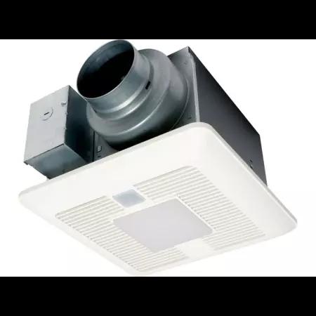 Panasonic Fv 0511vqcl1 110 Cfm 0 3 Sone Ceiling Build Com In 2021 Ventilation Fan Bath Fan Fan Light