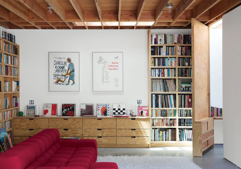 The Garage That's As Fun As The Living Room  Fun Living Rooms Captivating Fun Living Room Ideas 2018