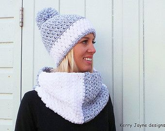 9b5f6c6ad1f WOMENS CROCHET Hat PATTERN crochet hat by KerryJayneDesigns ...