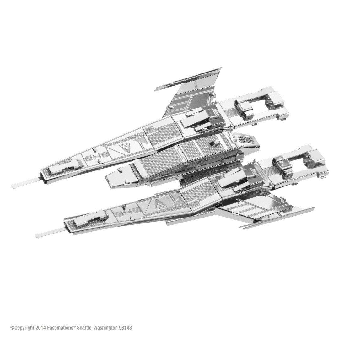 Fascinations Metal Earth MMS310 - 502688, Mass Effect SX3