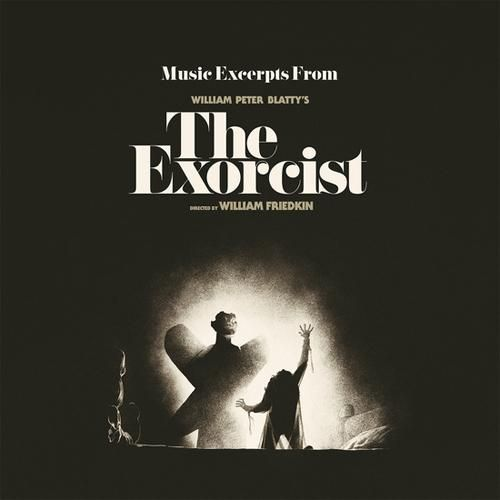 The Exorcist Soundtrack Colored 180g Vinyl Lp The Exorcist Scary Films Waxwork