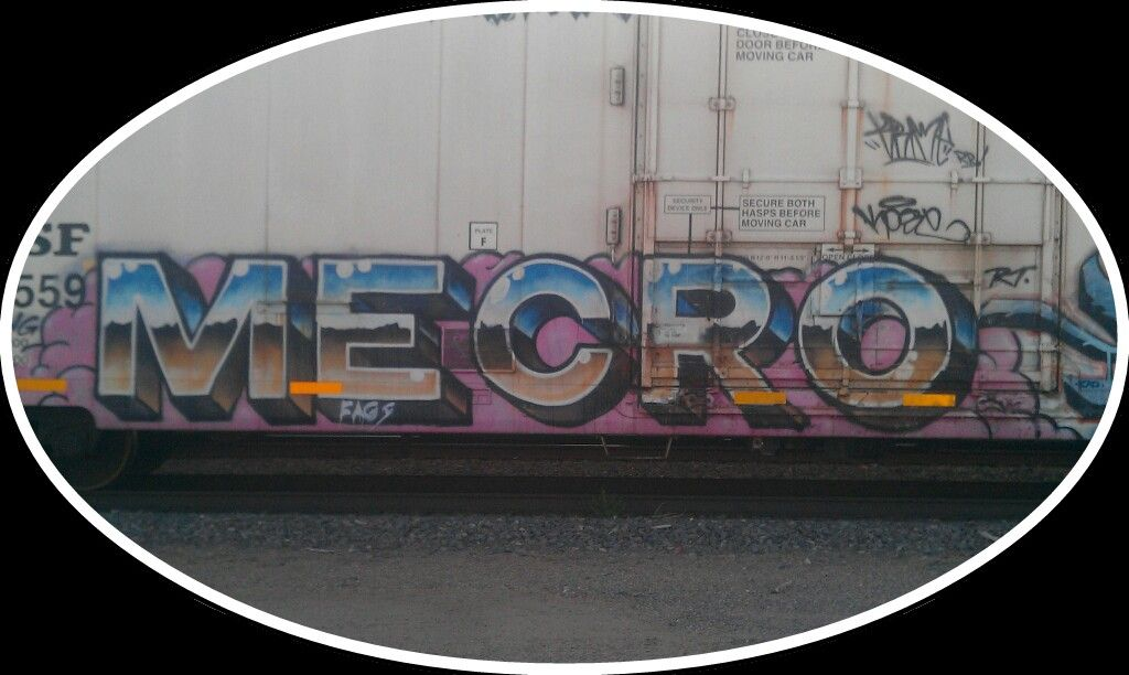 More grafitti