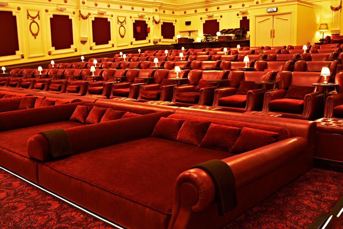 The Top 20 Movie Theaters In The World Movie Theater With