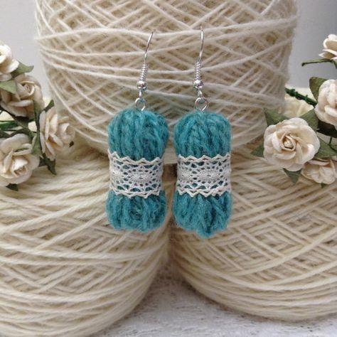 Photo of Adorable Mini Yarn Ball Accessories from HandDrawnYarn
