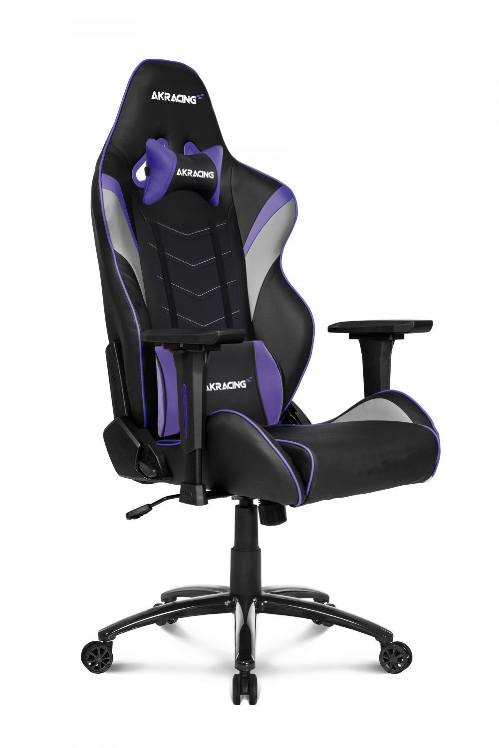 Akracing Lx Indigo Purple Gaming Chair Lx Gaming Chair Levels Up