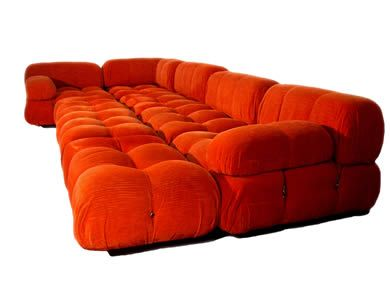 My Favorite Sofa Camaleonda By Mario Bellini Contemporary