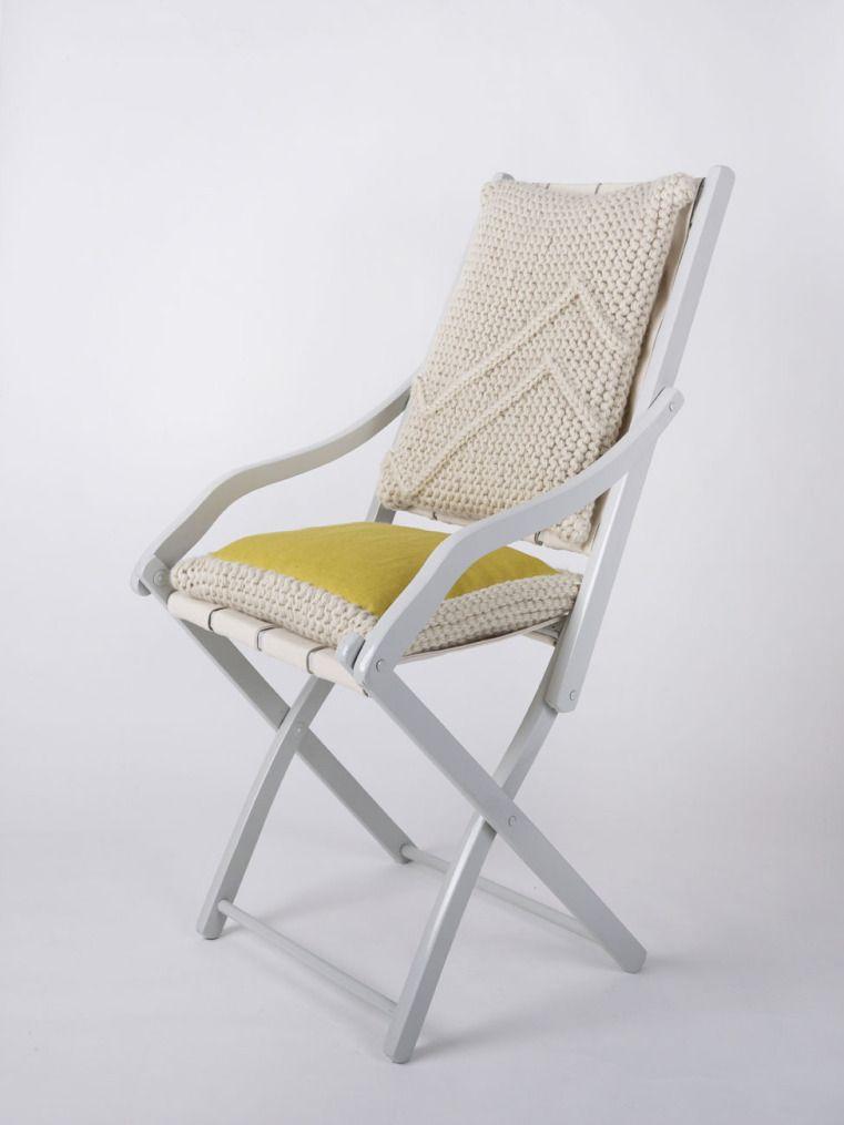 Superieur Steamer Chair By Naomi Paul