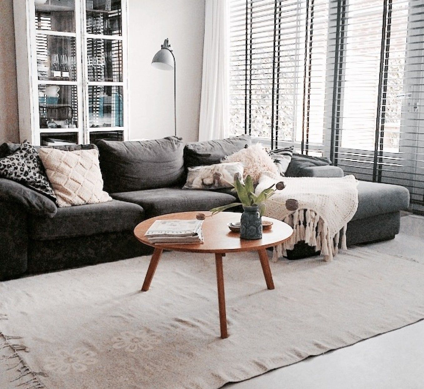 woonkamer - Onze woonkamer is nu enkele vierkante meters groter ...