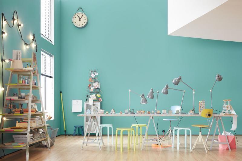 Badezimmer Grunblau Google Suche Schoner Wohnen Farbe Schoner Wohnen Trendfarbe Schoner Wohnen Wandfarbe