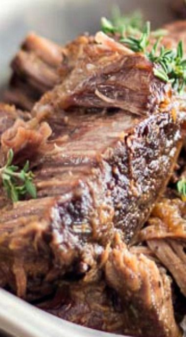 Blade Roast With Onion Compote Recipe Blade Roast Roast Beef Recipes Best Beef Recipes