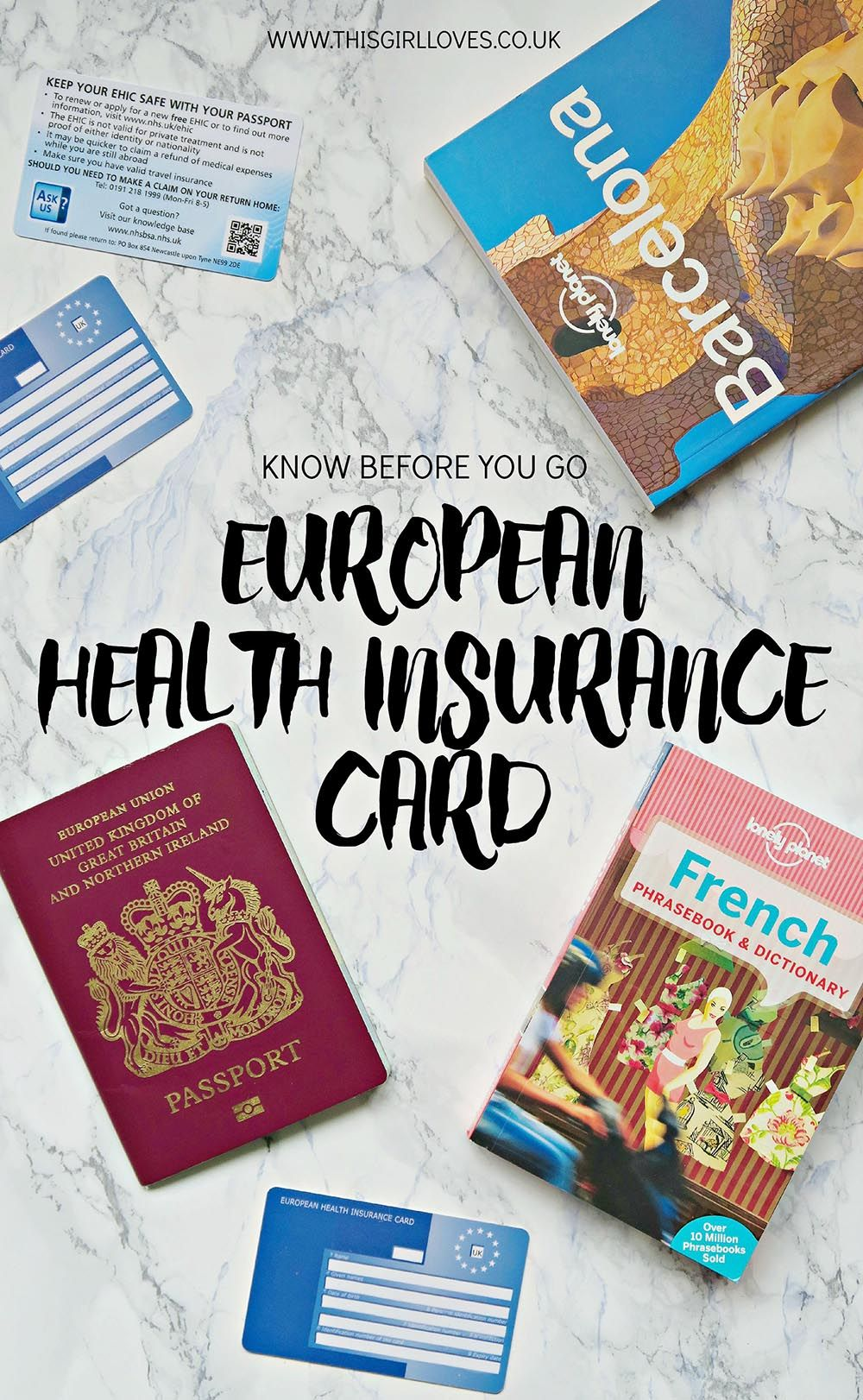 Know Before You Go European Health Insurance Travel