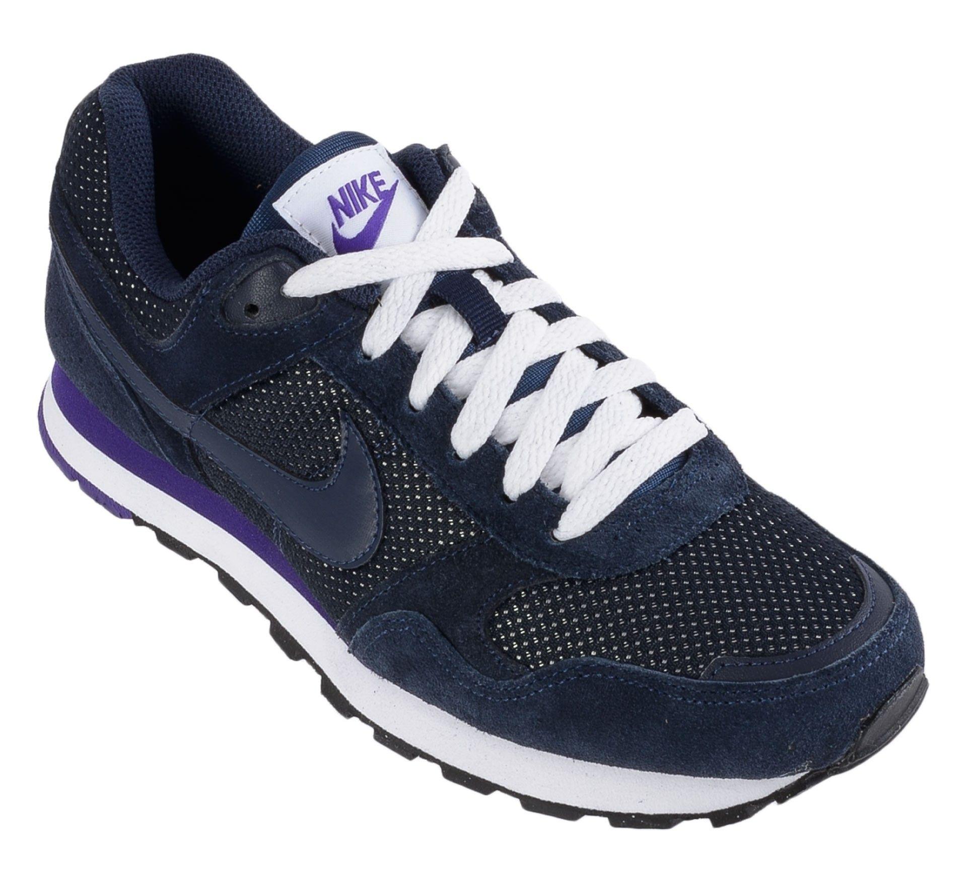 Nike MD Runner Sneakers Dames | Loopschoenen nike, Nike ...