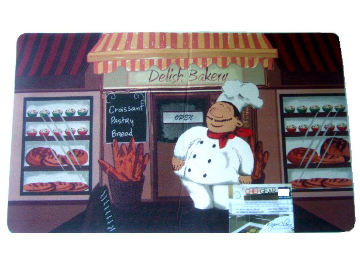 Fat Italian Chef Baker Kitchen Rug Comfort Mat 27 95 Fat