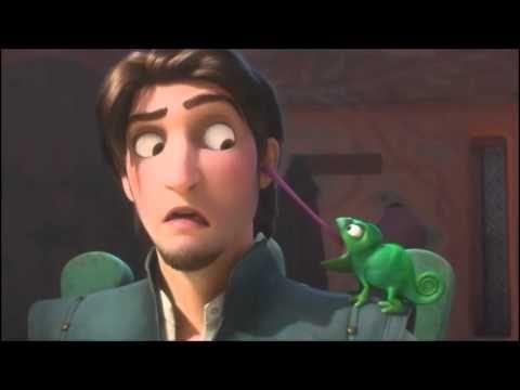Tangled Camaleon De Enredados Disney Enredados Enredados