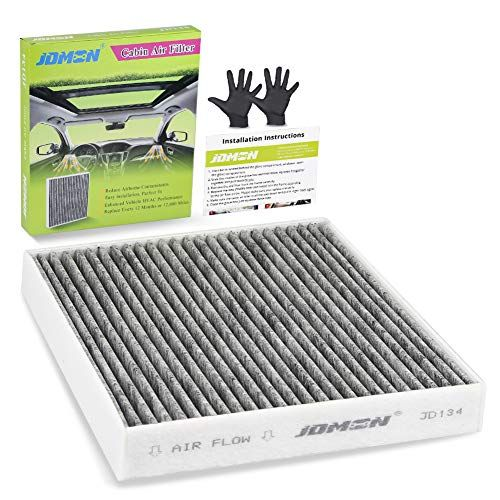 JDMON JD134 Cabin Air Filter Compatible For HONDA Accord