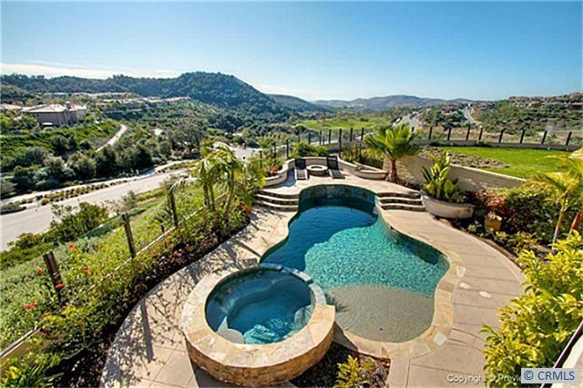 Pin By Matt Harrison On San Clemente House Backyard Pool Pool San Clemente