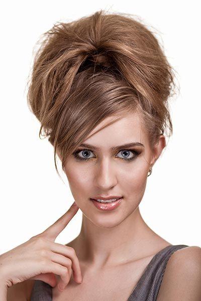 Stylische frisuren lange haare