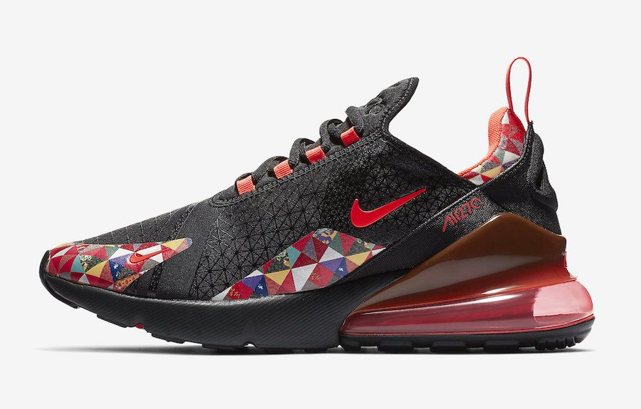 Nike Air Max 270 CNY Chinese New Year BV6650 016 Release