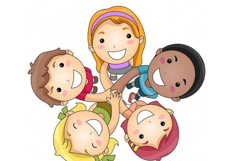 Beautiful Friendship Day Wishes Friends Clipart Friendship Clip Art