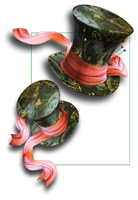 3dvia Top 10 Models 058 3dvia Blog Mad Hatter Hats Mad Hatter Original Mad Hatter