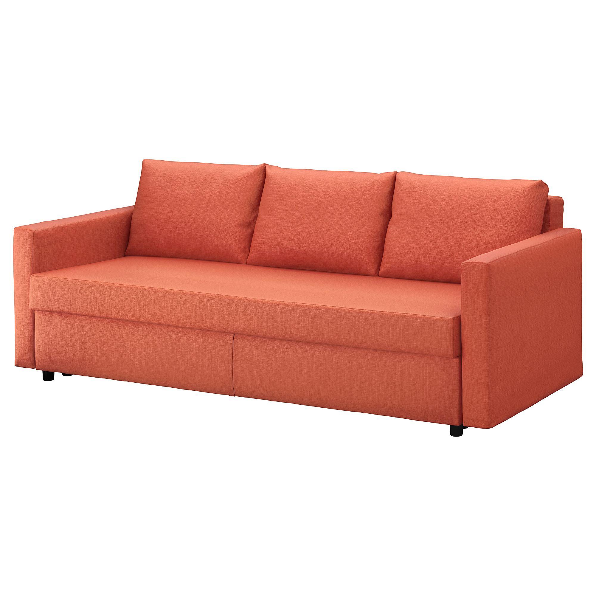 Furniture And Home Furnishings Ikea Sofa Orange Sofa Ikea Bed