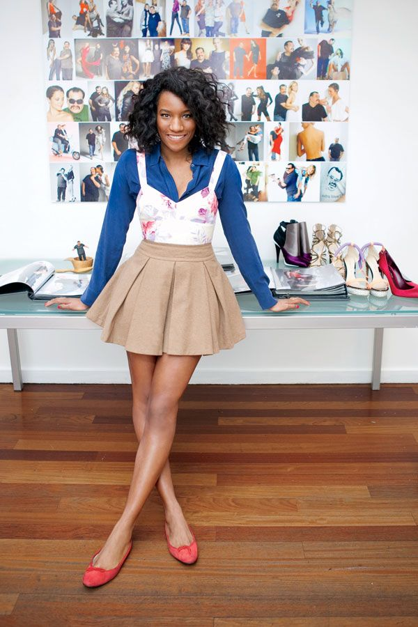Fashion Editor Danielle Prescod Shares How She Scored Her Job At