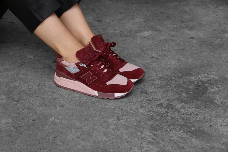 new balance bordeaux occasion