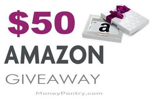 Free 50 Amazon Gift Card Giveaway Amazon Gifts Gift Card Giveaway Amazon Gift Cards
