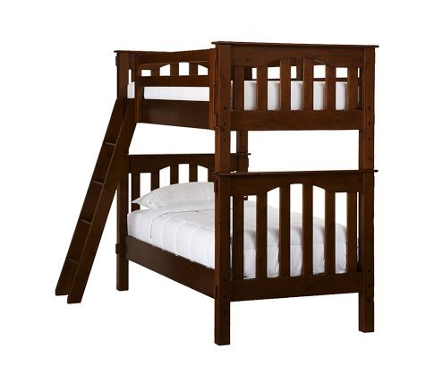 Kendall Twin Over Twin Bunk Bed Bunk Beds With Stairs