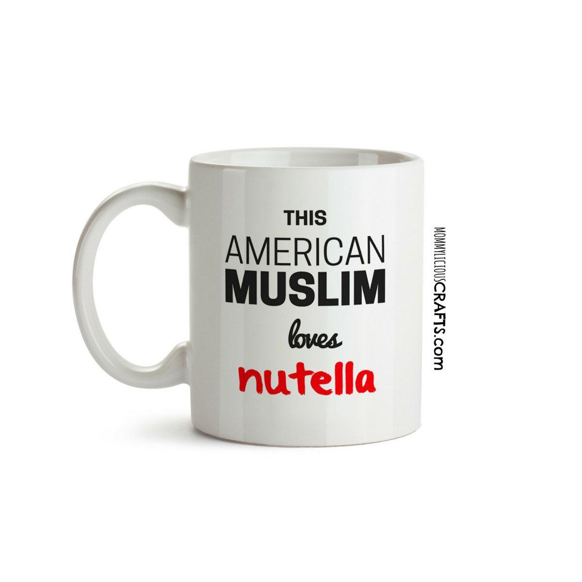 Coffee Mug Custom Coffee Cup Custom Mug American Muslim Gifts