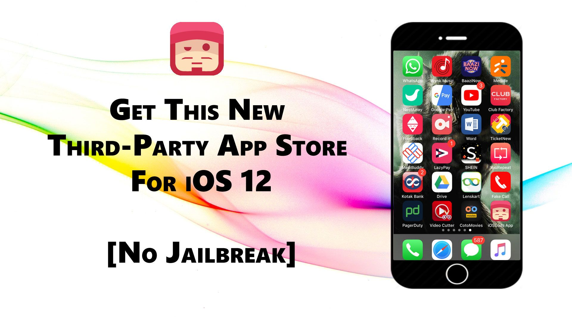 Download & install new third party store for iOS 12 no