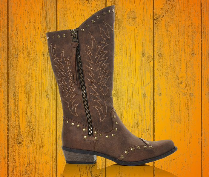 49a0ae04a9c Step out in on-trend western style with the Coconuts Winchester boots at  Shoe Carnival!