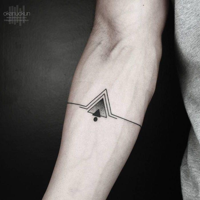 ▷ 1001 + idées   Tatouage homme discret – tattoo heureux, tattoo caché