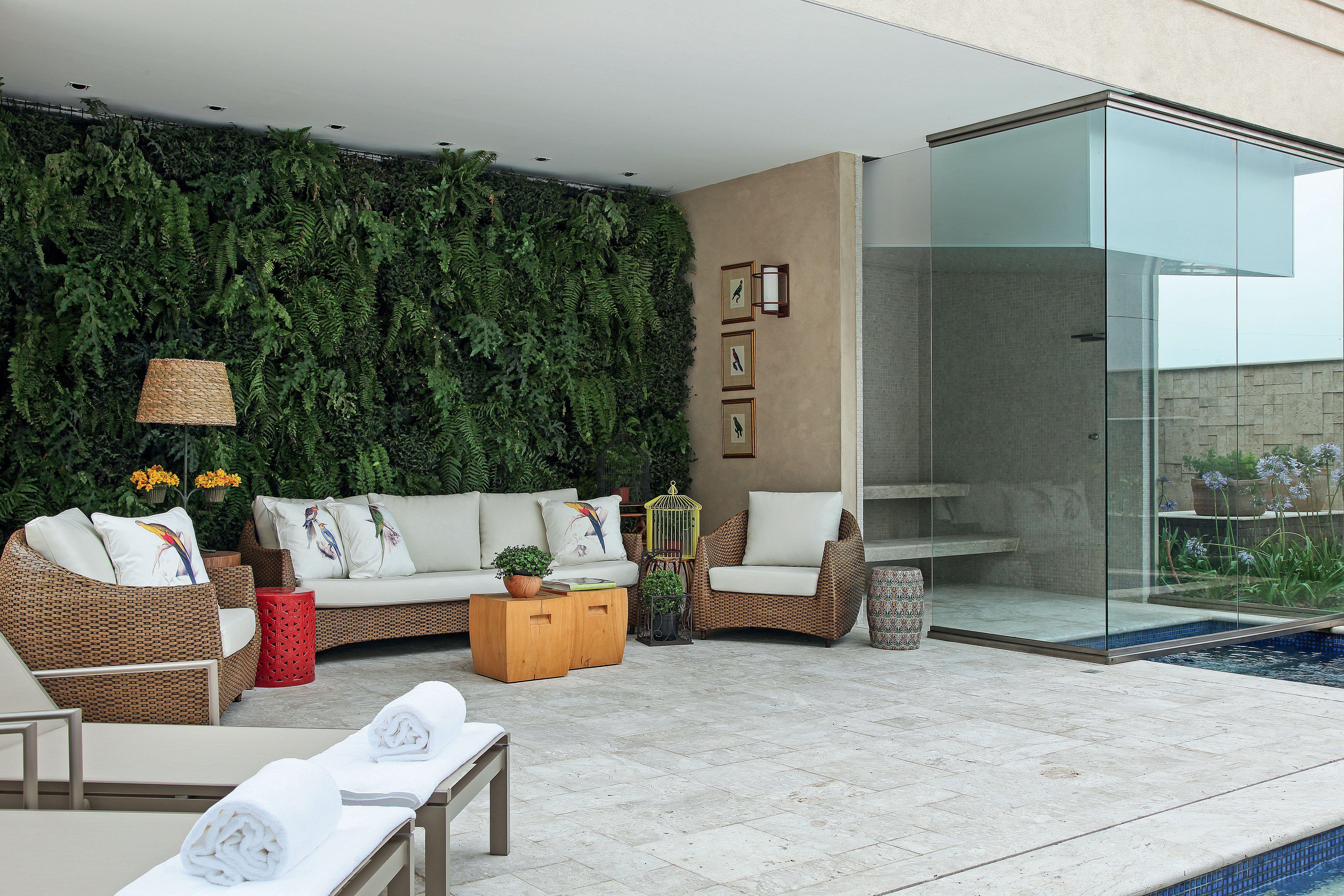 A Casa De 800 M No Interior Paulista Passou Por Remodela O Que