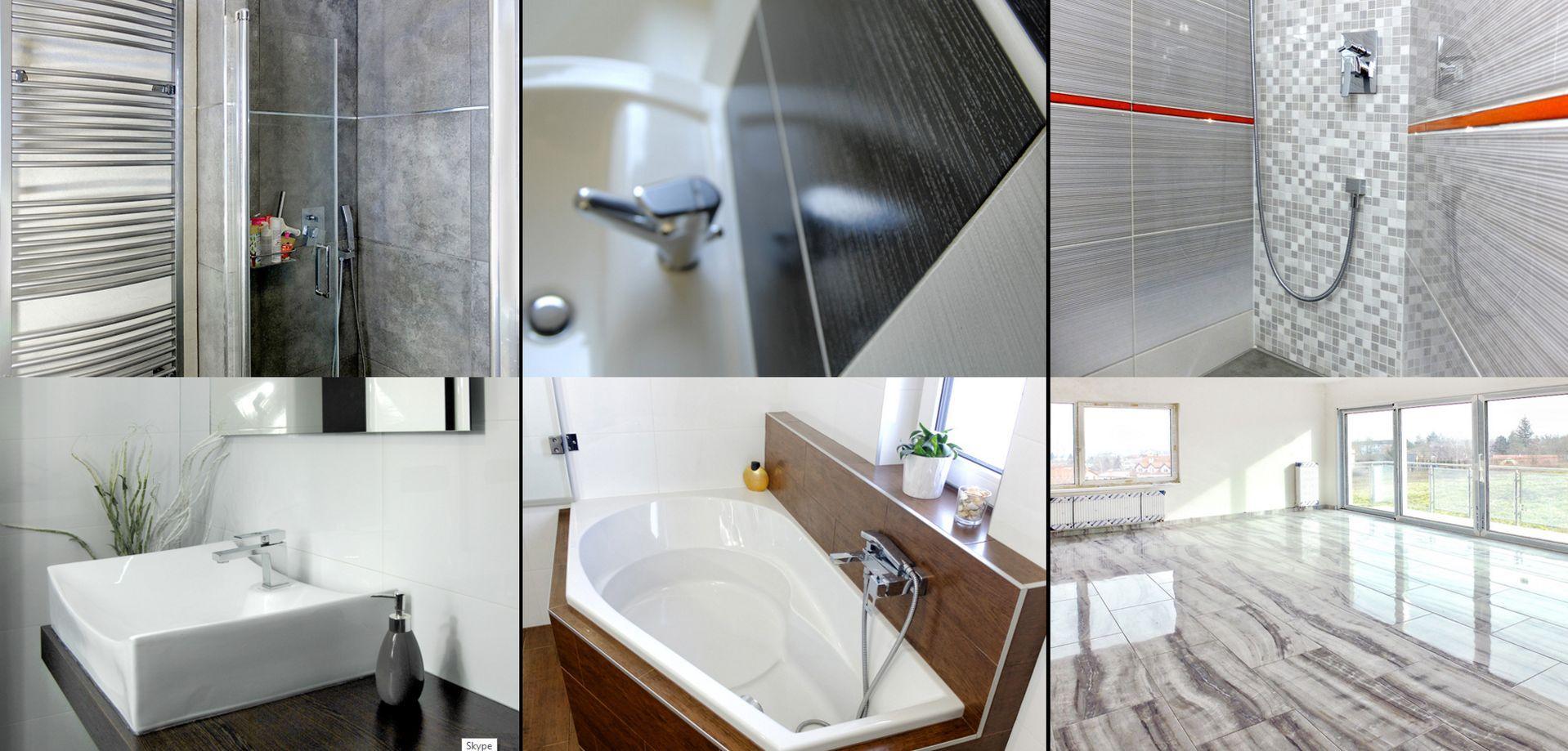 REKONSTRUKCE KOUPELNY Plzeň: obkladači v Plzni provedou kompletní rekonstrukci koupelny v Plzni i v okolí Plzně