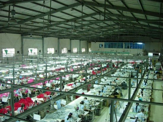 Myanmar  laos  cambodia Garment clothing Sewing Factory - Buy