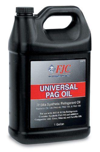 FJC 2475 Universal PAG Oil - Gallon