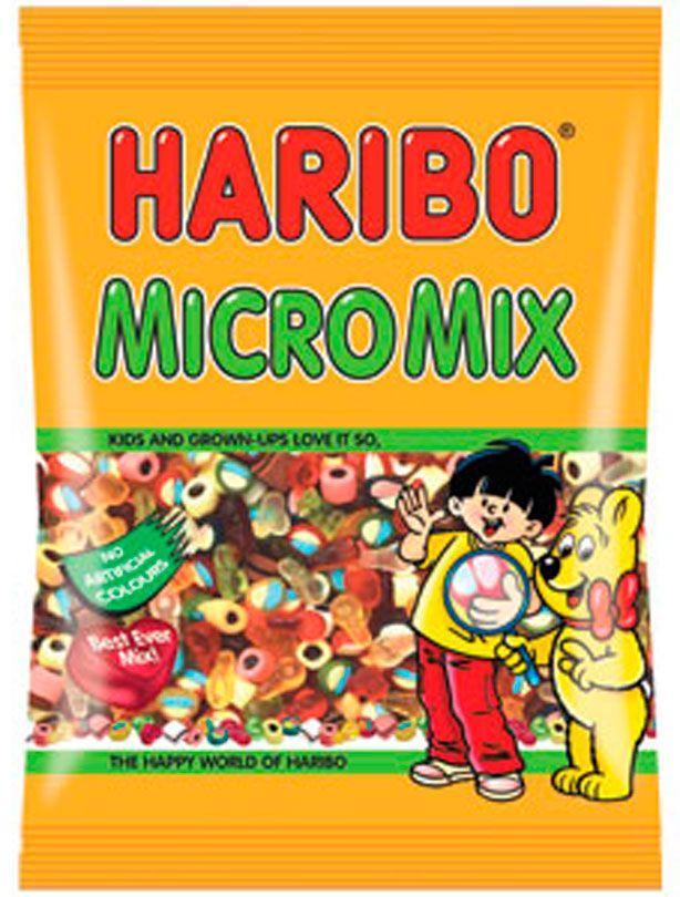 Haribo Micromix