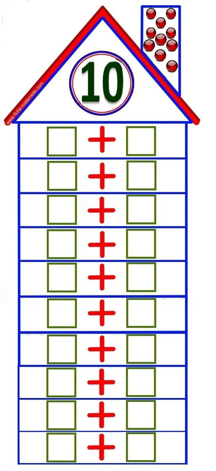 Pin by Vаlentina Bikova on Математика 1. клас | Pinterest | Math ...