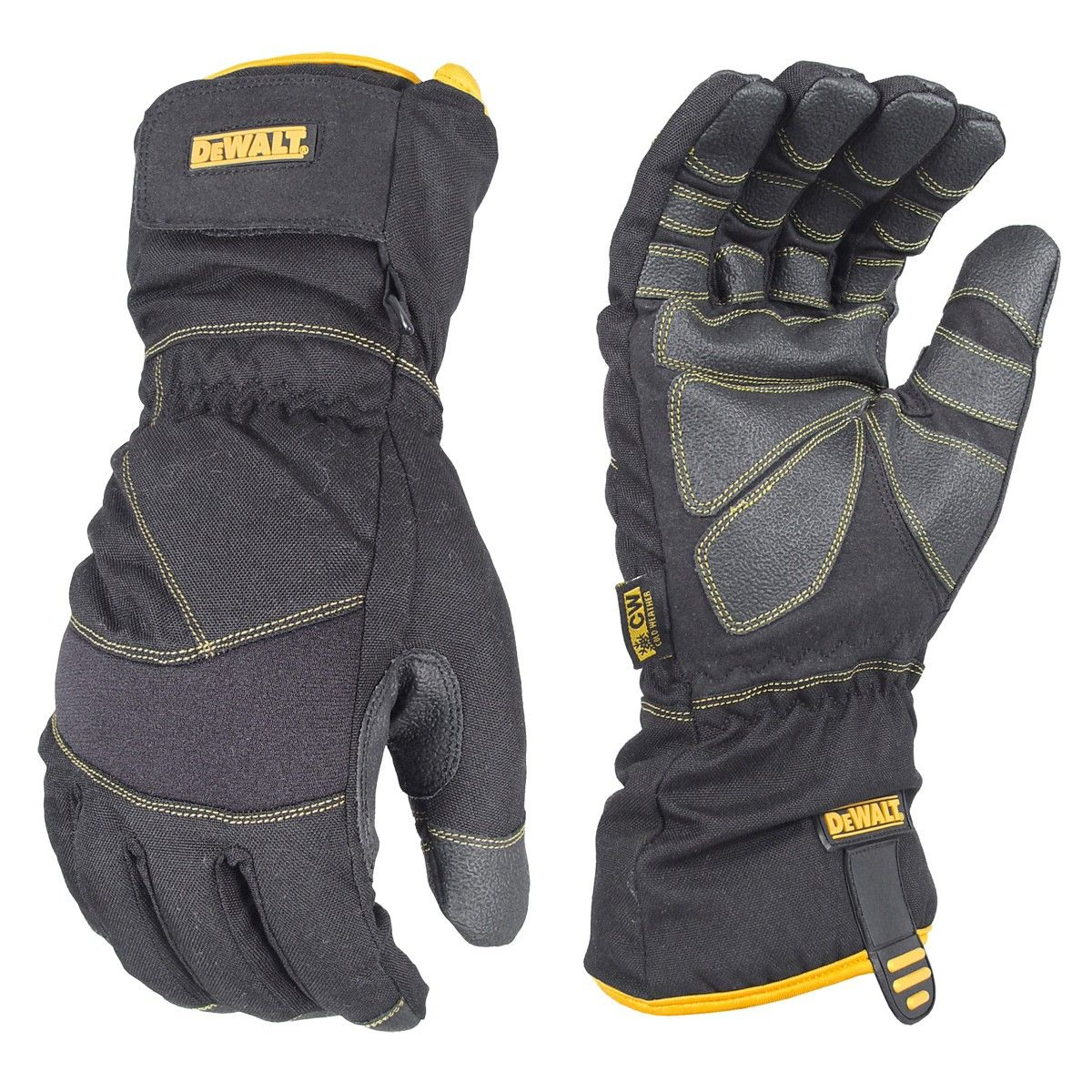DeWalt Insulated Winter Work Gloves Work gloves, Best