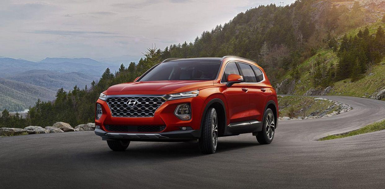 2020 Hyundai Santa Fe Towing Capacity in 2020 New suv